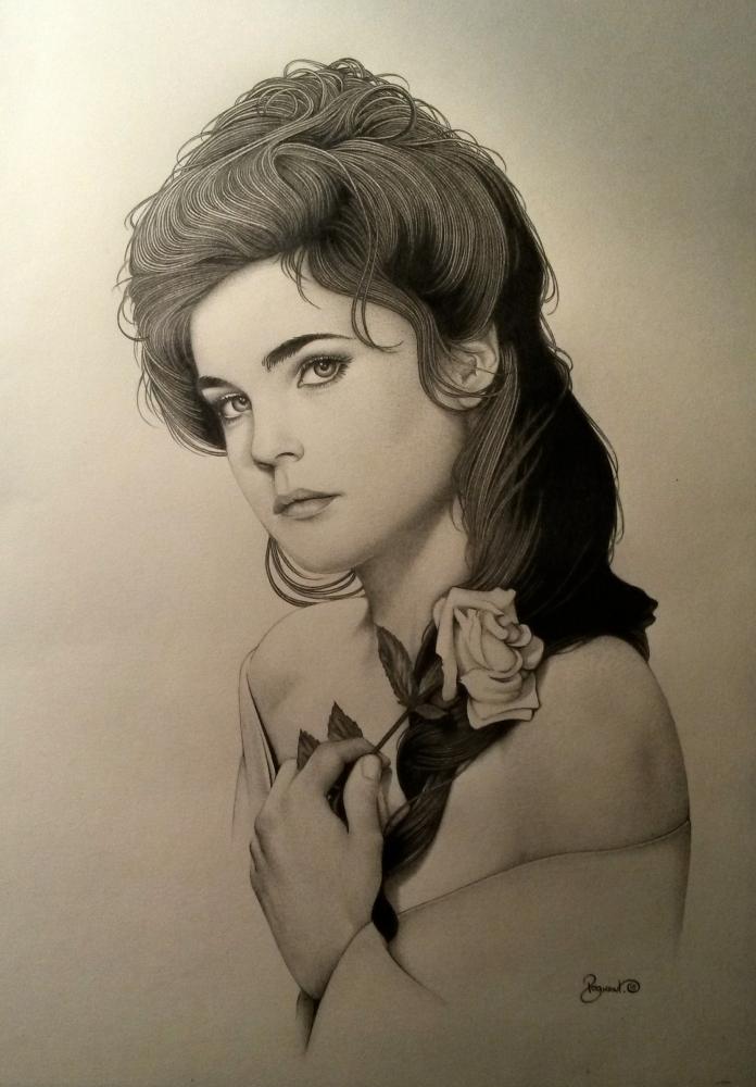 Elizabeth McGovern by BudPog